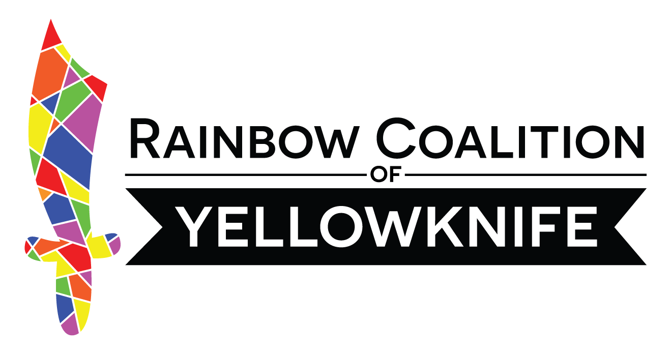 Rainbow Coalition of Yellowknife Logo